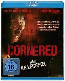 Cornered - Das Killerspiel [Blu-ray] by Daniel Maze | DVD | condition very good