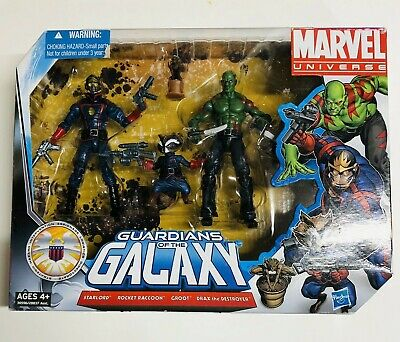 """Marvel Universe Guardians of the Galaxy Team Drax 3.75/"""" Action Figure Loose"""