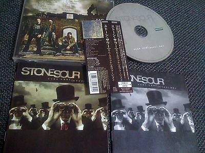 STONE SOUR, SLIPKNOT / come what ever may  /JAPAN LTD CD OBI bonus track