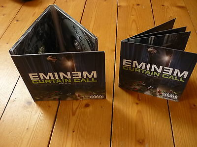 Eminem - Curtain Call - The Hits (Deluxe Edition) 2CD DIGIPAK