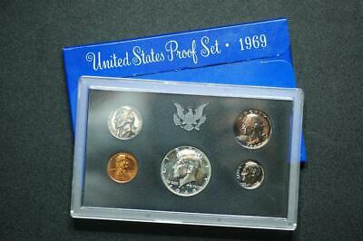 1969-S United States Proof Set Original Mint Package Uncirculated