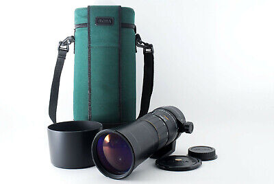 [Very Good++] Sigma APO 170-500mm f/5-6.3 AF Lens for Canon EF w/Case From Japan