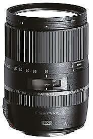 Tamron All in One Lens for Nikon AF 16-300mm F3.5-6.3 Di II VC PZD B016N