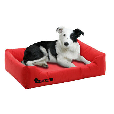 Karlie Dog Bed No Limit Red, Various Sizes,