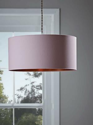 Blush Copper Shade Natural Light Moroccan Ceiling Hand Cone Xl Round Dome Lamp