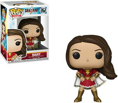 Shazam - Mary - Funko Pop! Heroes: (2019, Toy NUEVO)