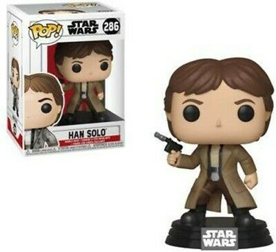 Endor Han - Funko Pop! Star Wars: (2019, Toy NUEVO)