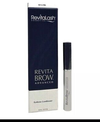BNIB Revitalash RevitaBrow Advanced Eyebrow Thickener Conditioner  Brow RRP£99!!