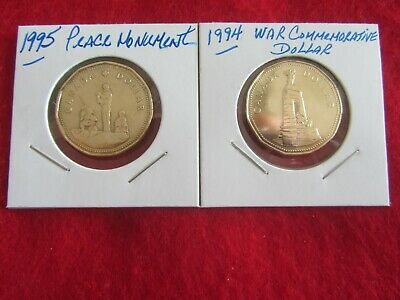 ***  1994  / 1995  *** Canada  Great  Duo  ** War  Monument +  Peace  Monument !