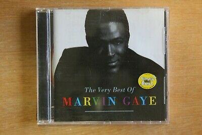 Marvin Gaye - The Very Best Of    ( Box C 690)