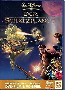 Der Schatzplanet (DVD + PC-Spiel) by Ron Clements, Joh... | DVD | condition good