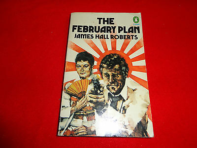 The February Plan  By  James Hall Roberts (Small Pb Book)^