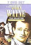 The John Wayne Ultimate Film Collection (DVD, 2006, 7-Disc Set) New Factory Seal