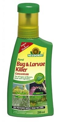Neudorff Pyrol Bug & Larvae Killer  - 250ml Concentrate