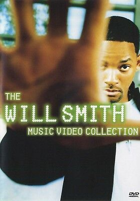 DVD: WILL SMITH the Music Video Collection (Original 1999 12 Track DVD w/Insert)