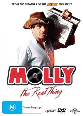 Molly: The Real Thing - Documentary - PAL R2 & 4 - NEW & SEALED