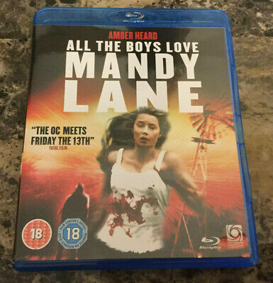 All the Boys Love Mandy Lane (Blu-ray Disc, 2008) Import will play on Region 1