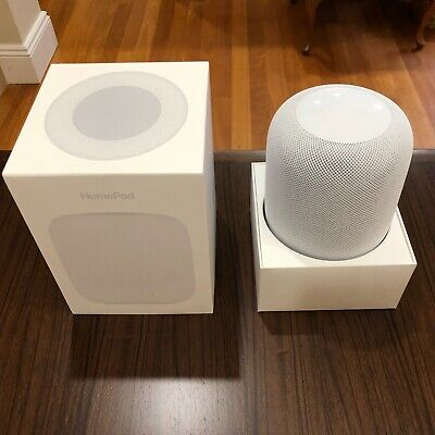 Apple HomePod - White Home Network Media