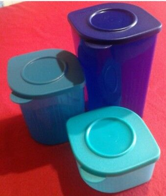 Set polar Tupperware Conserva, despensa y frigorífico