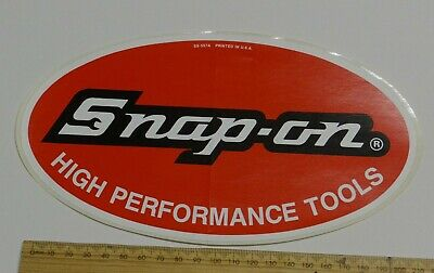 1 x SNAP ON HIGH PERFORMANCE TOOLS COLLECTABLE STICKER