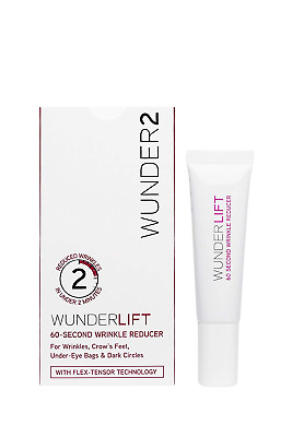 WUNDER2 WUNDERLIFT 60 Seconds Wrinkle Reducer - Eye Serum to Reduce Lines and Da