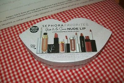 Sephora Favourites Give me some nude lip with hourglass,urban decay,buxom & more