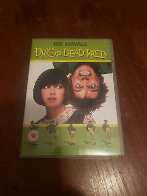 Drop Dead Fred (DVD, 2004) Rik Mayall Phoebe Cates Carrie Fisher Comedy