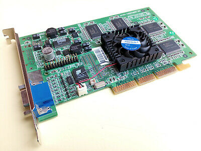 nVIDIA GeForce2 GTS (NV15, 32 MB, AGP video card) Compaq 179642-001