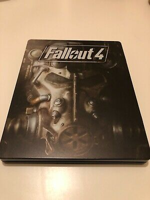 Fallout 4 das Spiel mit Steelcase - Sony PlayStation 4 / PS4