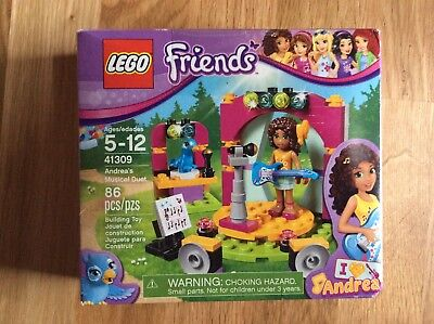 2 Sets Lego Friends 41309 Andreas Musical Duet 3938 Andreas