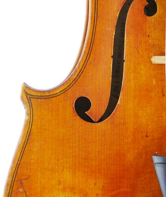 Rare, antique FELICE OLIVERI Italian old 4/4 master violin - Ready to play
