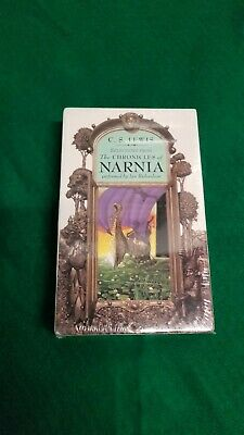 Selections From: The Chronicles of Narnia Book Cassette C. S. Lewis New Sealed