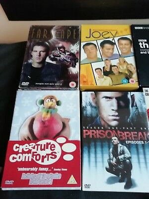 Job Lot Approx 1650 Boxset DVDs - Online Sellers - Wholesale - Free UK Postage