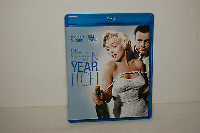 Marylin Monroe The Seven Year Itch [Blu-ray] NEW! FREE SHIPPING