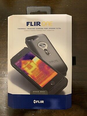 FLIR ONE Thermal Camera attachment for Iphone 5 / 5S