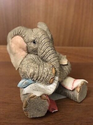 Tuskers Elephant Love Is Missing You Ornament By Country Artists