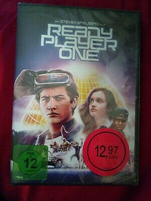 DVD Ready Player One (2018) mit Tye Sheridan, Mark Rylance und Olivia Cooke