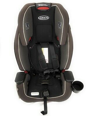 Graco Milestone All In 1 Convertible Car Seat Gotham 5 65 Lbs
