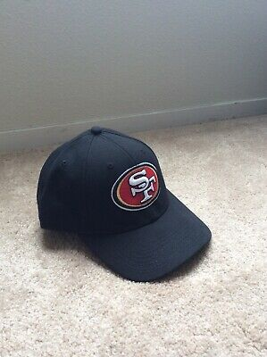 sale retailer 43568 d31e5 San Francisco 49ers New Era 9FORTY NFL The League Adjustable Strap Hat Cap  940