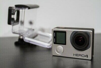 GoPro HERO 4 HERO4 Black Edition CHDHX-401 / chdhy-401 Action Camera camcorder!