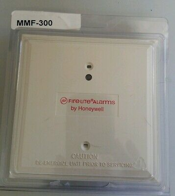 "Fire Lite Mmf-300 (White)   ""new In Box"""