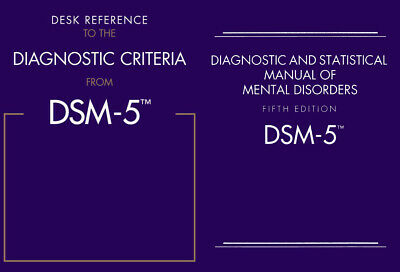 DSM-5 Diagnostic and Statistical Manual of Mental Disorders 5th Edition PDF only