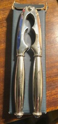 Nut Cracker Silver Plated