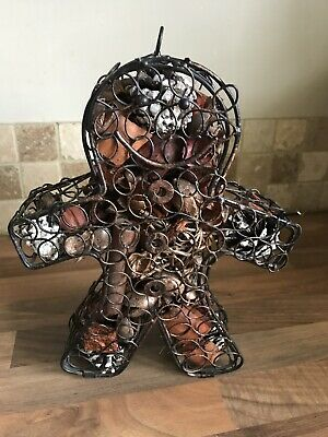 Gingerbread Man Pot Pourri Ornament Unusual