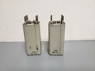 Two Western Electric High Quality 177D Audio Matching Repeat Coil Transformers