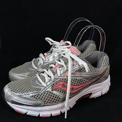 c959ccf6d2b Saucony Grid Cohesion 8 Running Sneakers Lace Up Athletic Shoes Womens Size  7.5