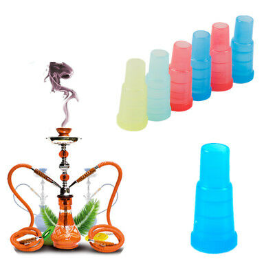 100pcs Multi-Color Male Mouth Pieces Hookah Shisha Plastic Mouth Tip Filter Tool