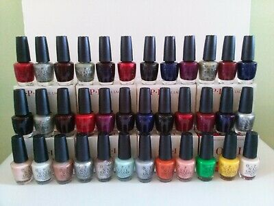 OPI - Nail Lacquer 0.5oz/15ml - NEW - Choose any 1 color