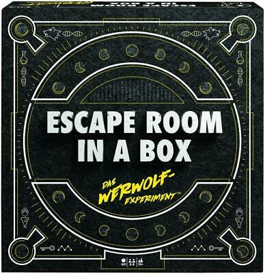 Escape Room: Das Werwolf-Experiment ~  ~  0887961676389