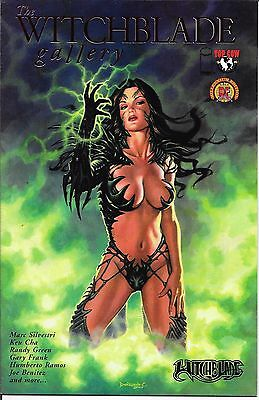 Witchblade Gallery Dynamic Forces DF Ruby Red Foil